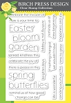 Blooming Spring Stamp Set