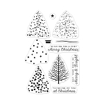 Color Layering Christmas Tree Stamp Set