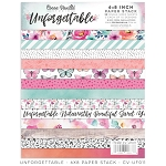 Unforgettable 6x8 Paper Pad