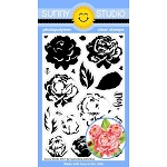 Captivating Camellias Stamp Set