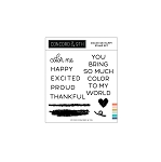 Color Me Happy Stamp Set