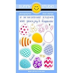 Eggs To Dye For Stamp Set