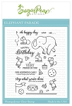 Elephant Parade Stamp Set