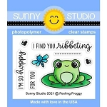 Feeling Froggy Stamp Set
