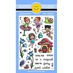 Garden Fairy Stamp Set