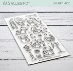 Merry Mice Stamp Set