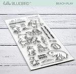 Beach Play Stamp Set