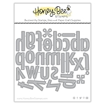 Bee Bold Lowercase Honey Cuts
