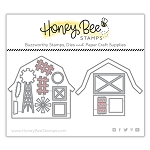 Barn Scene Builder Honey Cuts