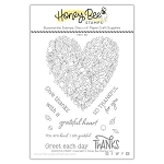 Grateful Heart Stamp Set