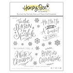 Season to Sparkle Stamp Set