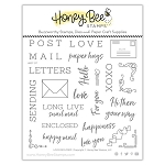 Love Enclosed Stamp Set