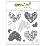 Heartfelt Stamp Set
