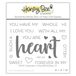 Heart Stamp Set