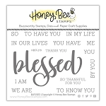 Blessed Stamp Set