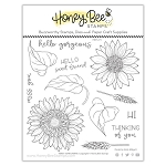 Sweet Sunflowers Stamp Set