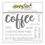 Coffee Stamp Set