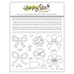 No Peeking Stamp Set