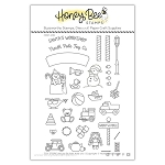Toy Store House Builder Add-on Stamp Set