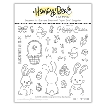 Easter Buddies Stamp Set