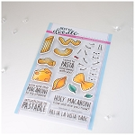 Pasta La Vista Stamp Set