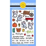 Harvest Mice Stamp Set