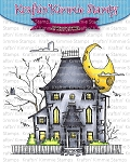 Haunted House Stamp Set