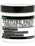 Opaque Crackle Texture Paste