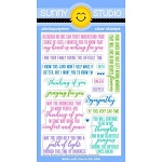 Inside Greetings Sympathy Stamp Set