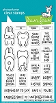 Dont Worry, Be Hoppy Stamp Set