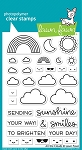 All The Clouds Stamp Set