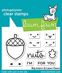 Big Acorn Stamp Set