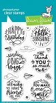 Magic Messages Stamp Set