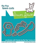 Dandy Day Flip-Flop Lawn Cuts