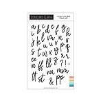 Lovely Letters Stamp Set