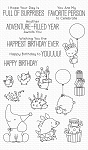 Birthday Buds Stamp Set