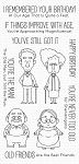 Old Friends Stamp Set