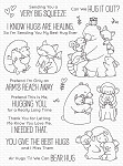 Hug It Out Stamp Set