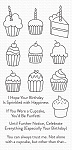 All the Cupcakes Stamp Set