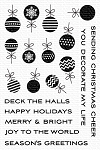 Ornament Banner Builder Stamp Set