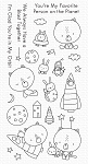 Blastoff Buddies Stamp Set