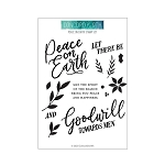 Peace on Earth Stamp Set