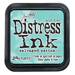 Distess Ink Pad Salvaged Patina