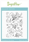 Meadow Motifs Stamp Set