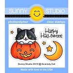 Scaredy Cat Stamp Set