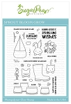 Sprout Bloom Grow Stamp Set