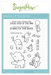 Strike Up The Band Stamp Set
