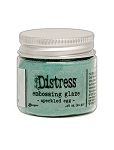 Distress Embossing Glaze Speckled Egg