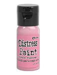 Distress Paint Flip Top Bottle Kitsch Flamingo
