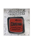 Distress Pin Crackling Campfire